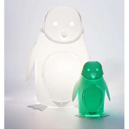 mini Zzzoolight pingouin