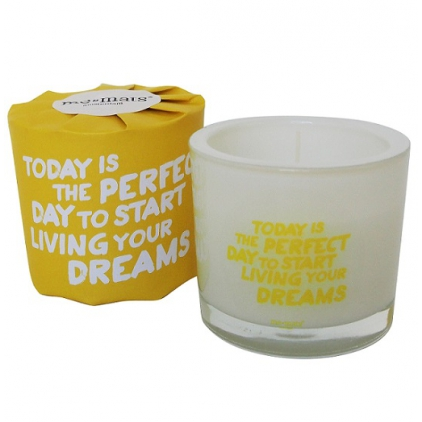 Candle Today Perfect Day