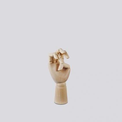 Wooden hand S