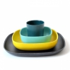 Gusto side bowl black