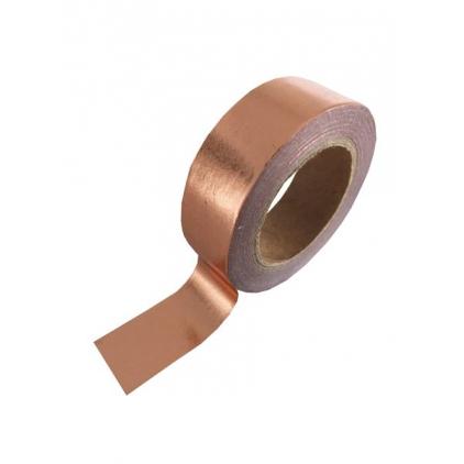 Washi tape copper foil