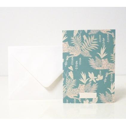 Carte postale jungle