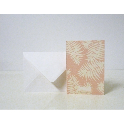 Carte postale miami pink
