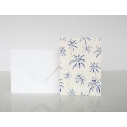 Carte postale palmeraie