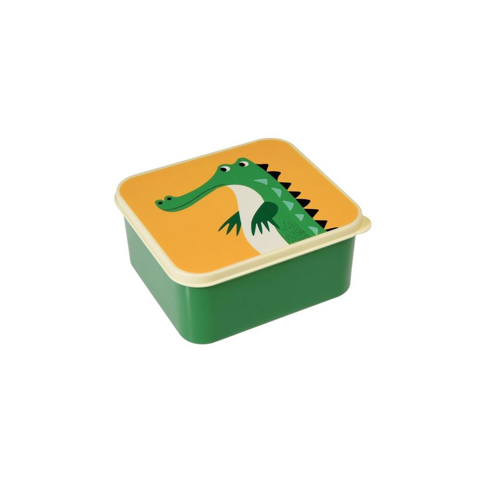 Bo te plastique crocodile - Boite de rangement plastique enfant ...
