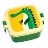 Boîte plastique fermetures latérales Crocodile