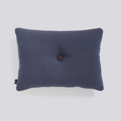 Coussin Dot surface pigeon blue