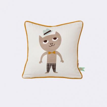 coussin 30 x 30 cm - cat