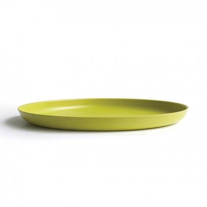 Biobu bambino round tray lime