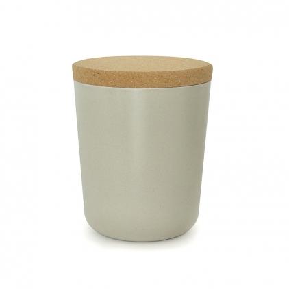 Biobu gusto XXL storage jar stone