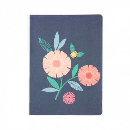 Cahier bouquet