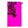 Travel organizer Neon Pink