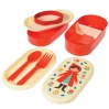 Bento box compartiment - Red riding hood