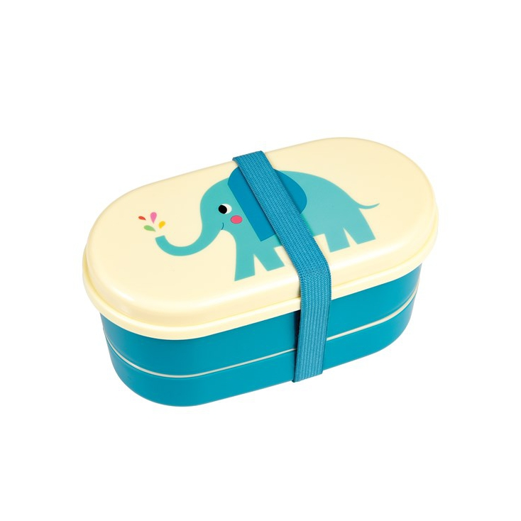 Bento box compartiment - Elvis elephant