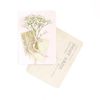 Carte postale Brindille gypso
