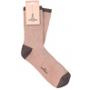 Chaussettes Dina striped - Strawberry Cream 39-41