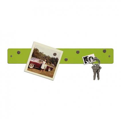 Magnetic strip 5 x 35,5 cm vert