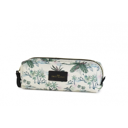 Trousse make-up palm tree small