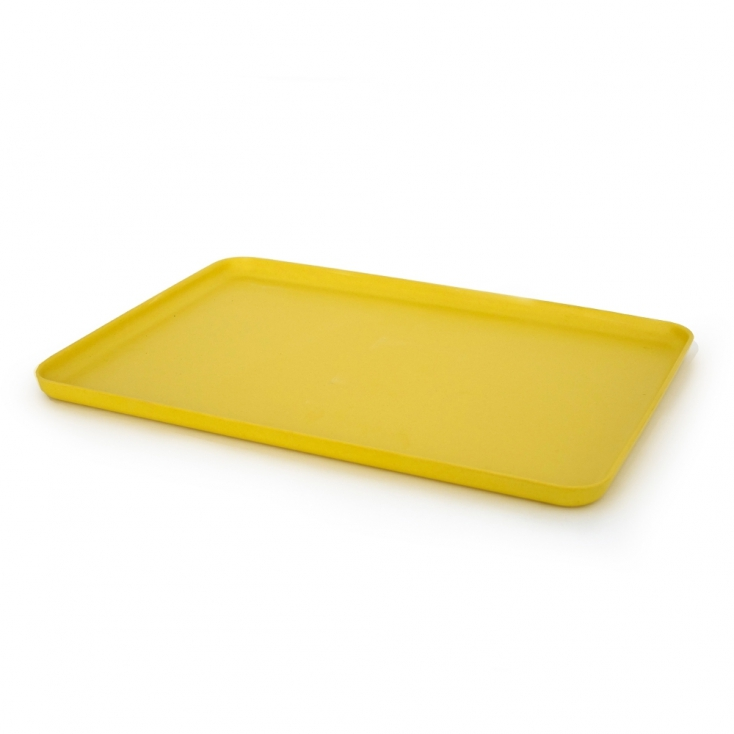 Gusto medium tray lemon