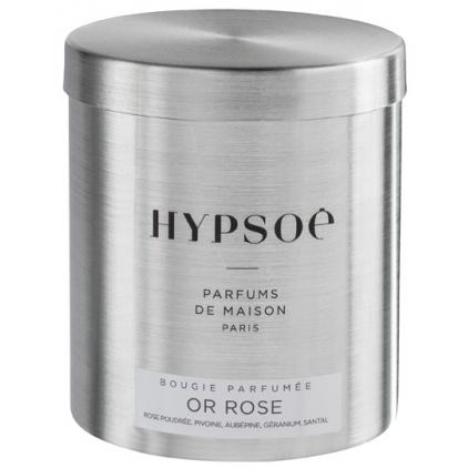 Bougie parfumée - Or rose