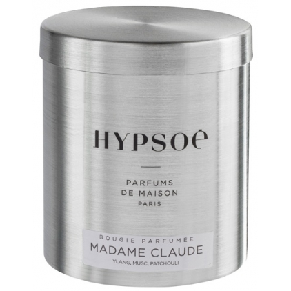 Bougie parfumée - Madame Claude