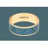 Bracelet métal doré - Tomboy bleu jeans
