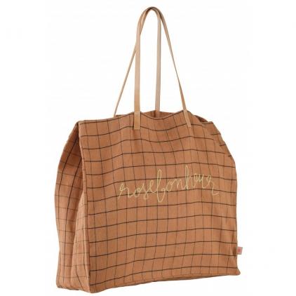 shopping bag Rose bonheur Oscar Litchi