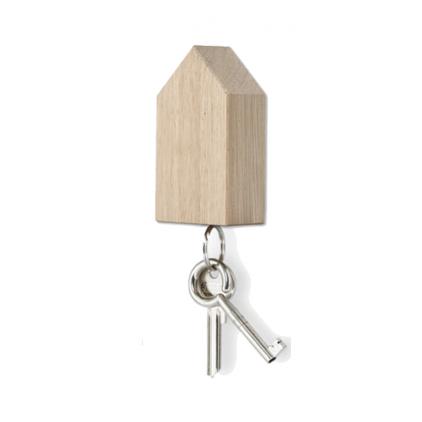 Key House magnetic oak - natural