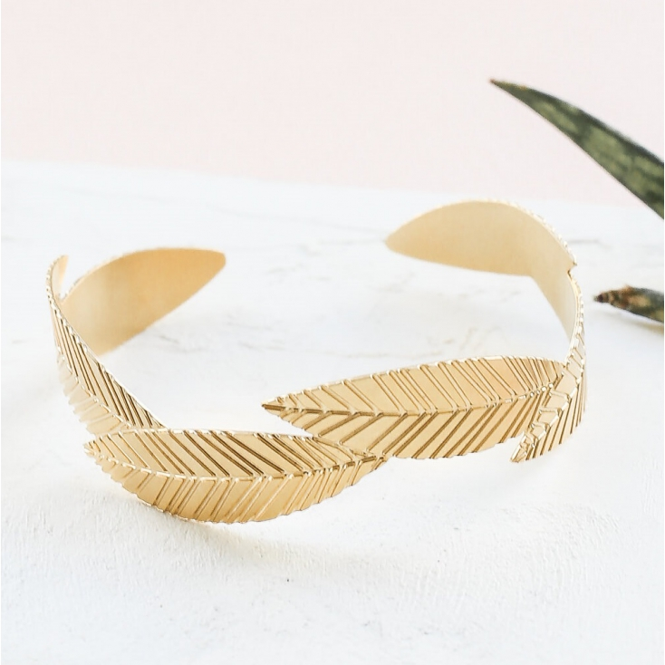 Bracelet - Ivy bracelet gold