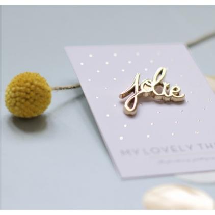 Pin's Jolie