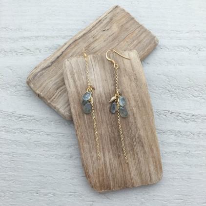 Boucles d'oreilles Garance - 10230 amulette