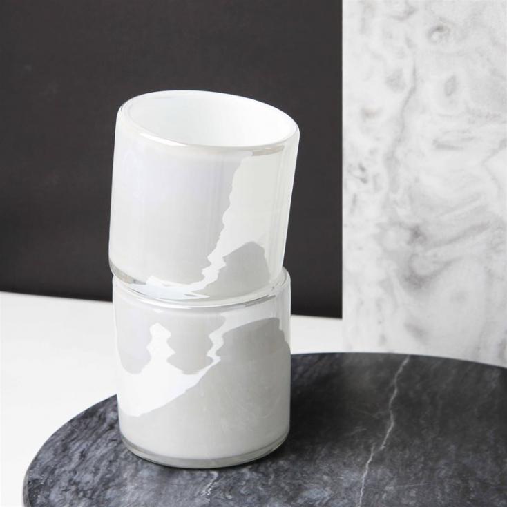 Tealight holder holographic