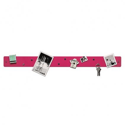Magnetic strip 6,5 x 71 cm rose