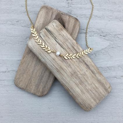 Collier Jeanne - 10289 amulette