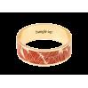 Bracelet Joy métal doré - roux