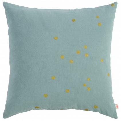 Cushion cover Lina Iode gold dots 50
