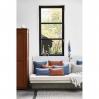 Cushion cover Lina Terracotta gold dots 50