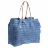 Shopping bag Oscar Blueberry