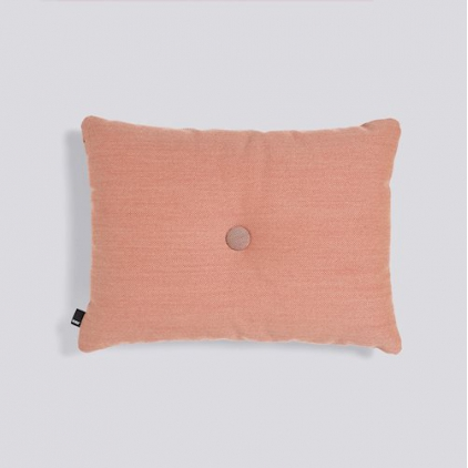 Coussin Dot ST 1 dot - Coral