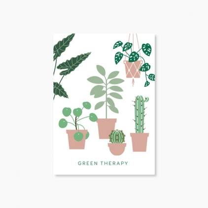 Carte Green Therapy