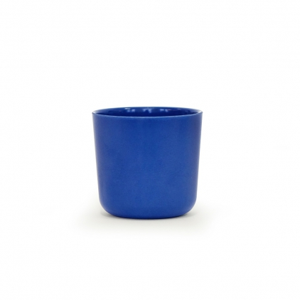 Biobu Gusto / Bambino small cup royal blue