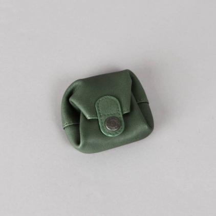 Liv - porte-monnaie cuir eucalyptus