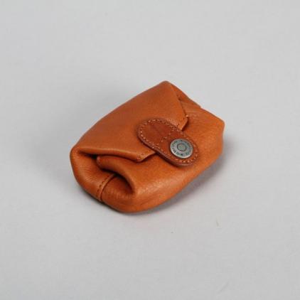 Liv - porte-monnaie cuir caramel