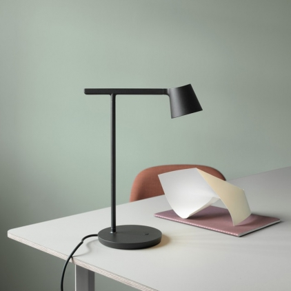 Tip table lamp - Black