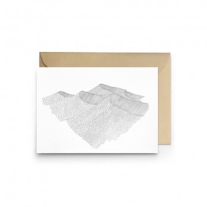 Carte simple - Dunes