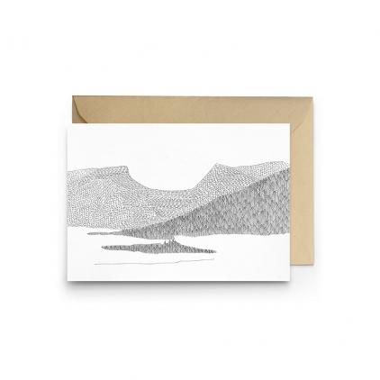 Carte simple - Abisko