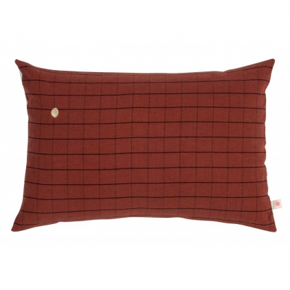 Cushion cover Oscar Terracotta 40