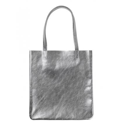 Sac Mellu Glitz - silver gray
