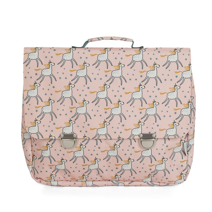 Schoolbag large - Unicorn