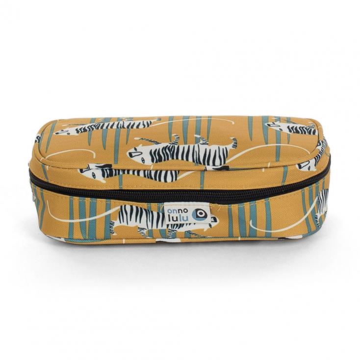 Large pen case Tiger